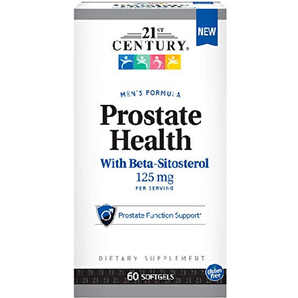 21st Century Prostate Health - 60 Count