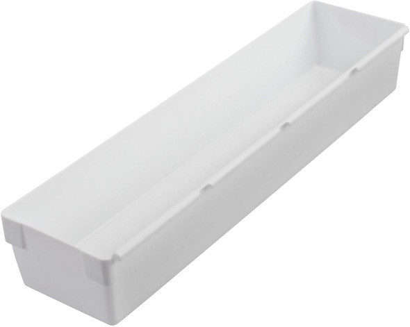 Rubbermaid Drawer Organizer, White - 1 pkg