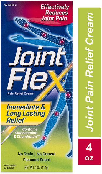 JointFlex Arthritis Relief Cream - 4 oz
