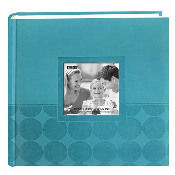 Circles, Embossed Photo Album, 200 Pocket - 1 Pkg