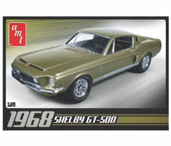 AMT 1:25 Scale 66 Shelby Mustang Model Kit