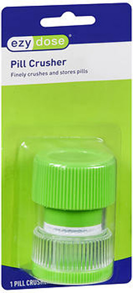 Ezy Dose Pill Crusher #71091 - 1 each