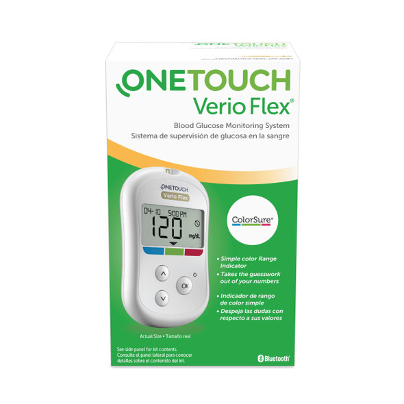 OneTouch Verio Flex Blood Glucose Monitoring System - 1 Each