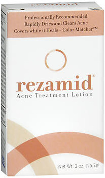 Rezamid Acne Treatment Lotion - 2 oz
