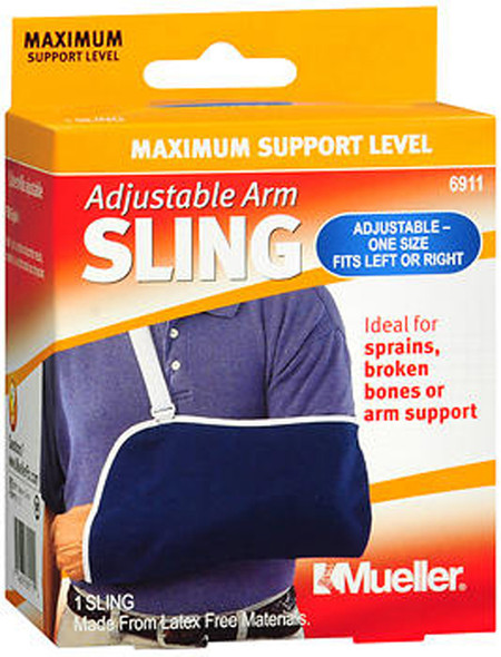 Mueller Adjustable Arm Sling One Size 6911