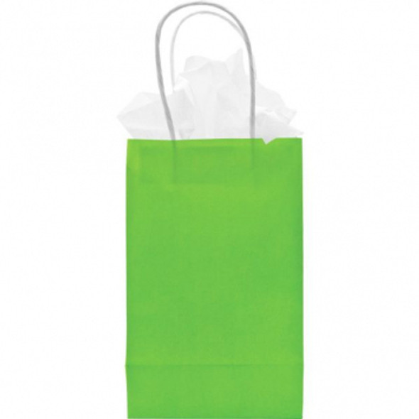 Kraft Bag-Small-Kiwi - 1 ct