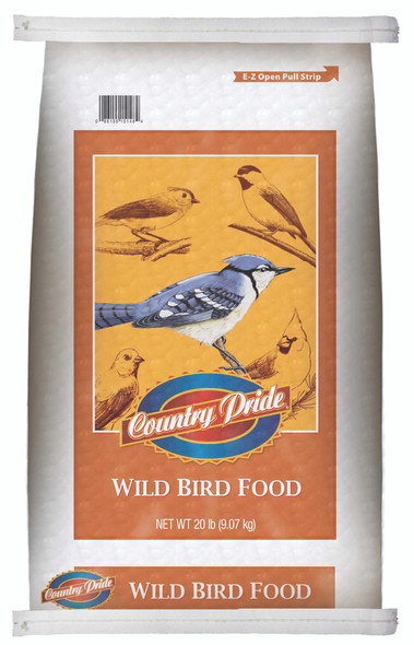 Country Pride Wild Bird Food - 20 Pounds