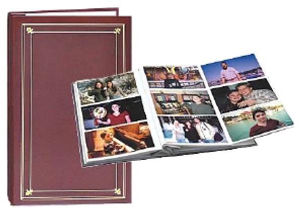 Photo Albums Post, 204 Pocket