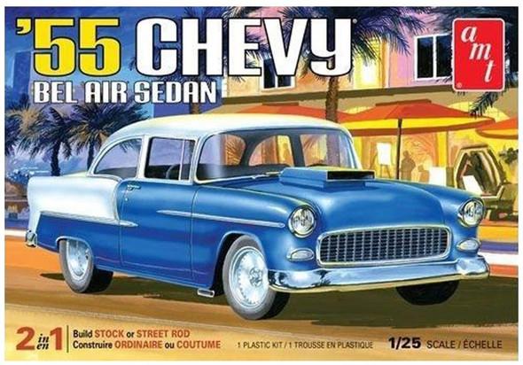 1955 Chevy Bel Air Sedan 2T