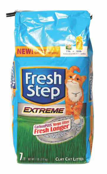 Fresh Step Cat Litter, 7 Pounds