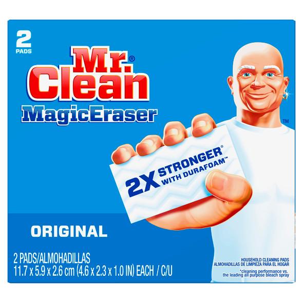 Mr Clean Magic Eraser, 2ct