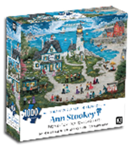 Country Collectin Puzzle, 1000pc