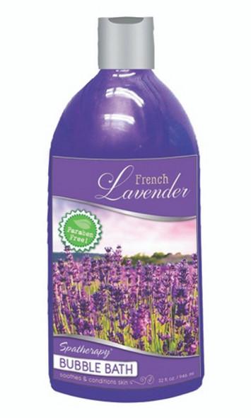 Bubble Bath-Fresh Lavender, 32 oz