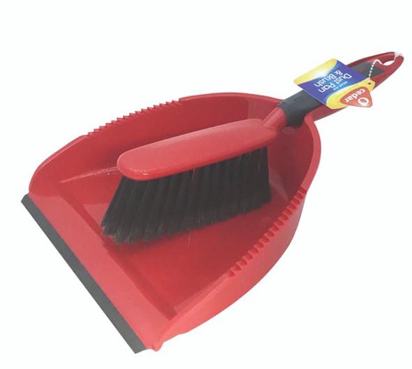 O Cedar Snap-on Dust Pan & Brush Set