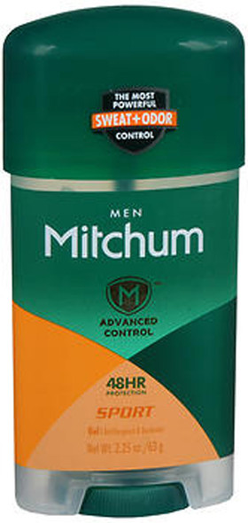Mitchum Men Gel Sport - 2.25 oz