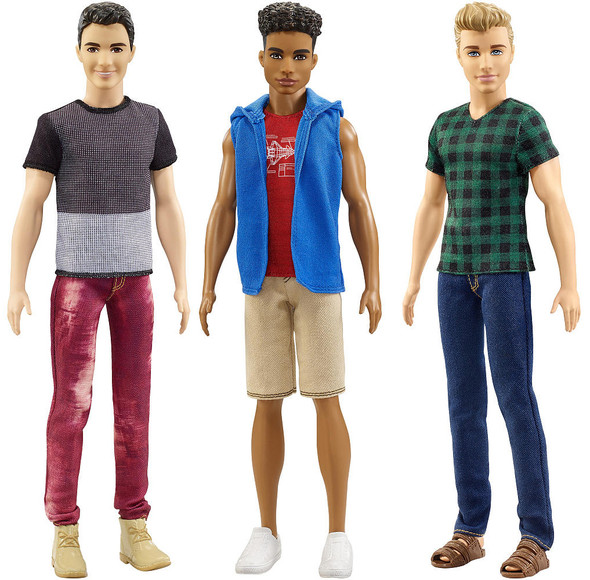Ken Fashionistas, Asst.