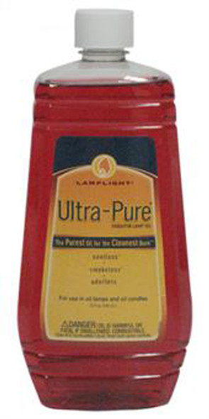 Ultra Pure Red Lamp Oil, 32 oz