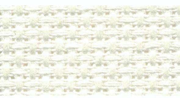 "Aida Cloth ""Regency"" 14ct Antique White 15 x 18"""