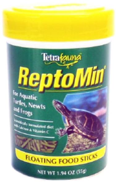 Tetra Reptomin Floating Food Sticks Reptile Food - 1.94 oz
