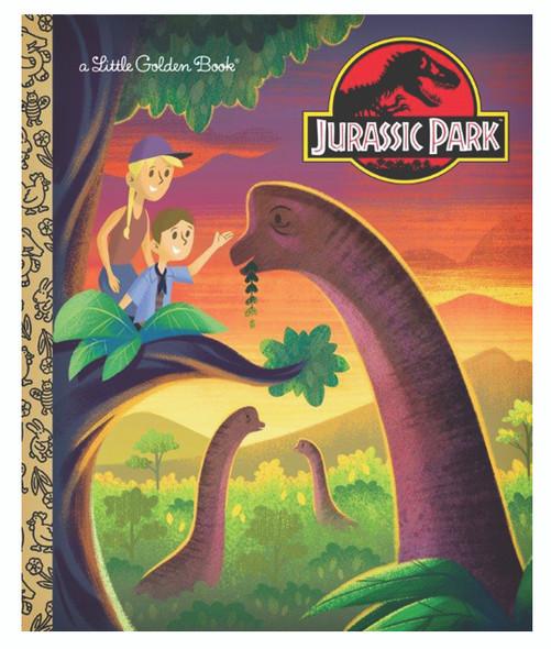 Jurassic Park Little Golden Book, (Jurassic Park)