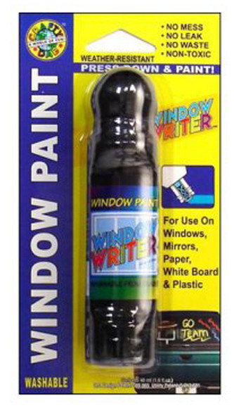Crafty Dab Window Writer, Black - 1.6 oz