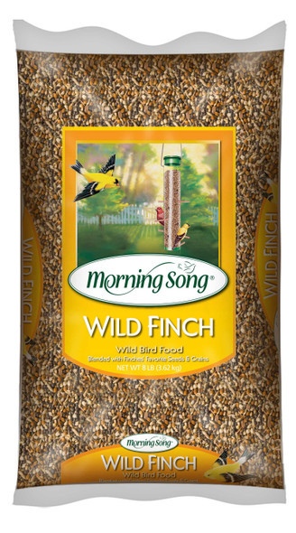Morning Song Wild Finch Food, 8lb