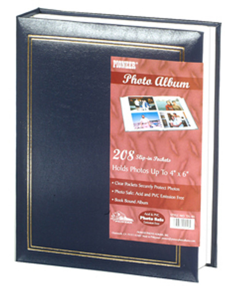 Pioneer Photo Albums Book Bound Photo Album Assorted Designs
