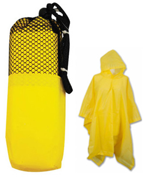 Adult Poncho One Size