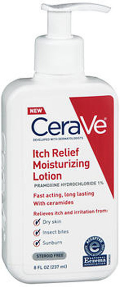 CeraVe ECZ Itch Relief Lotion - 8 oz
