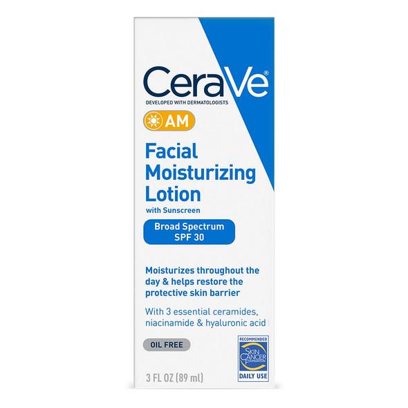 CeraVe Facial Moisturizing AM Lotion  -3 oz