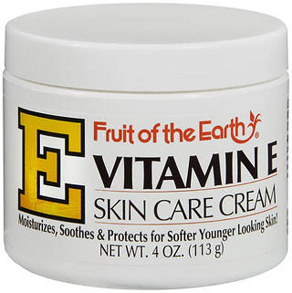 Fruit of the Earth Vitamin E Skin Care Cream - 4 oz