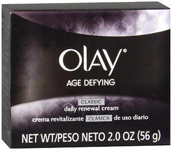 Olay Age Defying Daily Renewal Cream - 2 oz