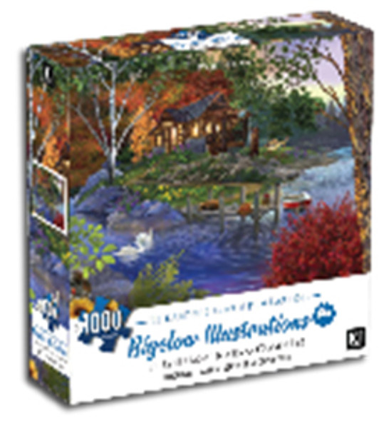 Camping Collection Puzzle, 1000pc