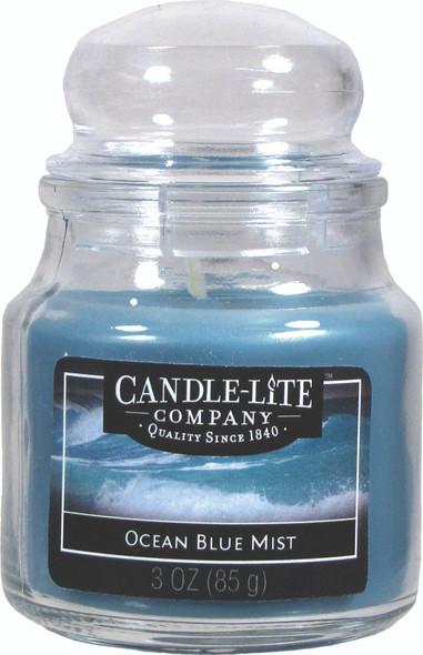Jar Candle 3 oz Ocean Blue Mist