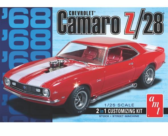 1968 Chevy Camaro Z-28 Model Kit