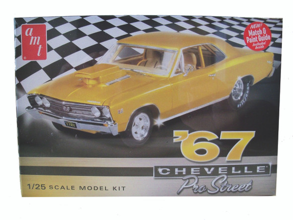 1967 Chevy Chevelle Pro Street Model