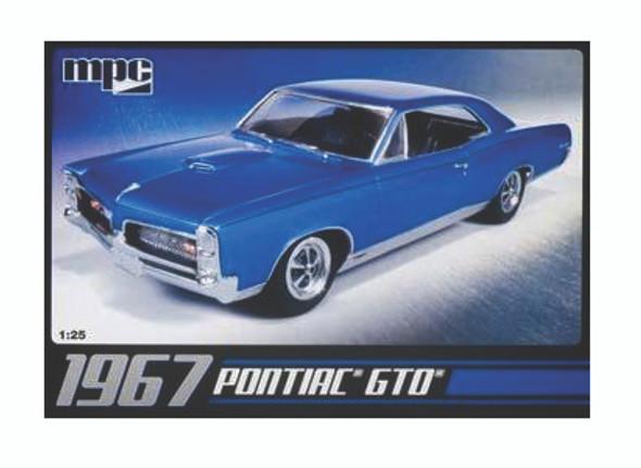 1967 Pontiac GTO Model Kit