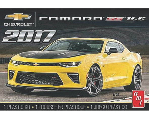 2017 Chevy Camero 1LE Model Kit
