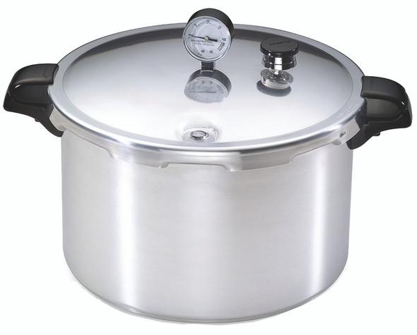 Presto 18-Quart Aluminum Pressure Cooker/Canner