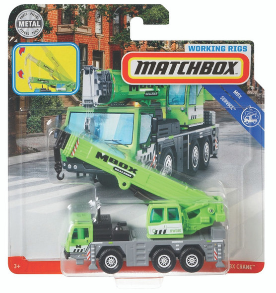Matchbox Real Working Rigs