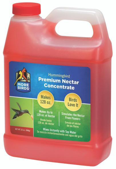 More Birds Hummingbird Nectar Concentrate - 32 oz