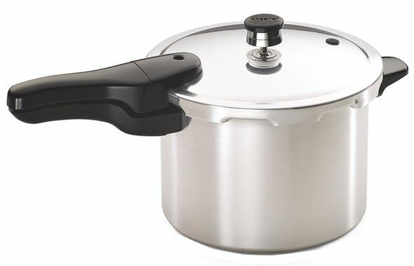 Presto 6-Quart Aluminum Pressure Cooker Cookware