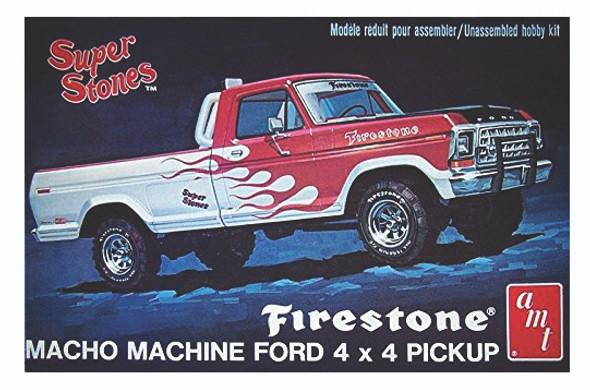 "1978 Ford Pickup ""Super Stones"" Model Kit"