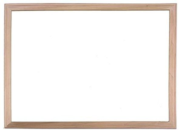 Wood Framed Dry Erase Board 18x24x1""