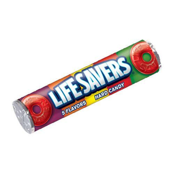 Life Savers Five Flavors Hard Candy  20 - 1.14 oz Rolls