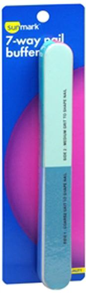 Sunmark 7-Way Nail Buffer - 1 ea.