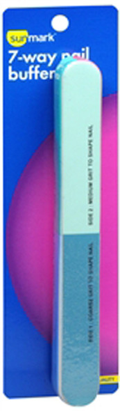 Sunmark 7-Way Nail Buffer - 1 ea.