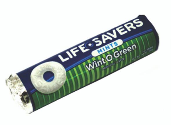 Life Savers Wint-O-Green Candy - 20 - .84 oz Rolls