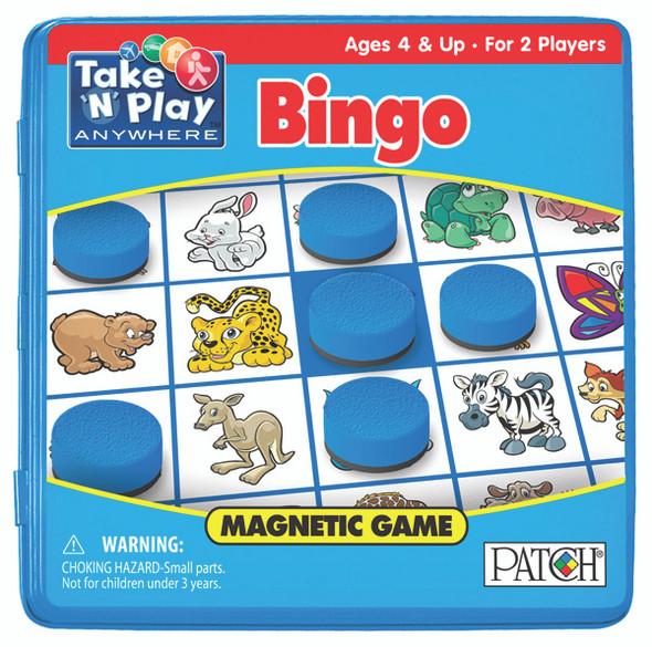 Take N'Play Anywhere Bingo Game