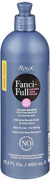 Roux Fanci-Full Instant Hair Color 21 Plush Brown - 15.2 oz